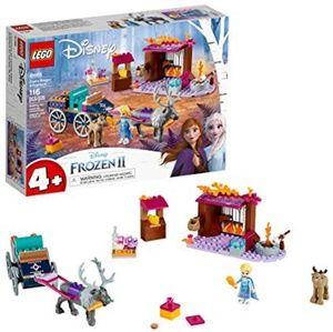 LEGO Disney Frozen 2 : Elsa's Wagon Adventure